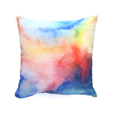 Jacqueline Maldonado Torrent 1 Throw Pillow Size: 20 x 20
