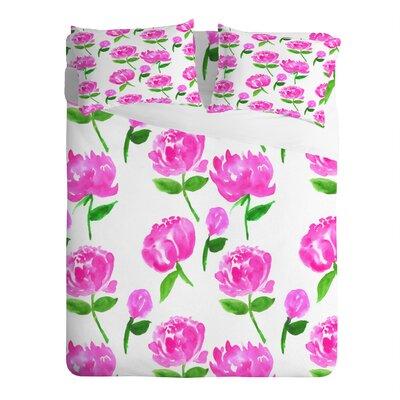 Peonies in Bloom Pillowcase