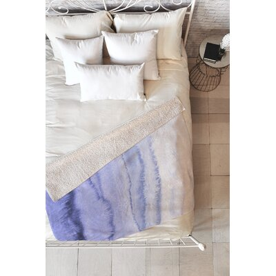 Within the Tides Serenity Fleece Throw Blanket