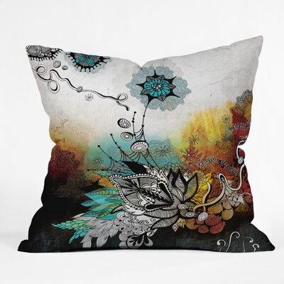 Iveta Abolina Throw Pillow Size: 18