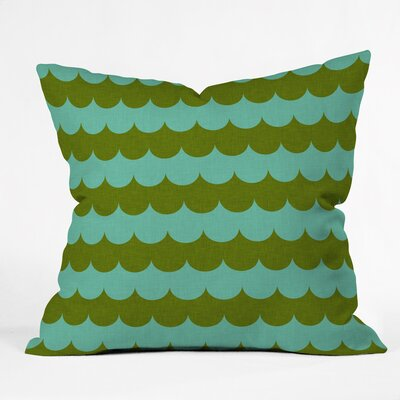 Holli Zollinger Throw Pillow Size: Medium