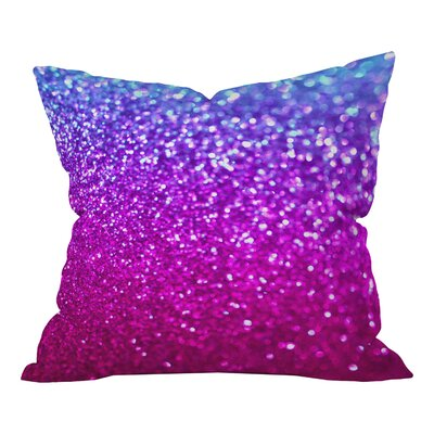 New Galaxy Throw Pillow Size: Medium