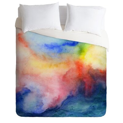 1 Duvet Cover Size: King, Fabric: Luxe