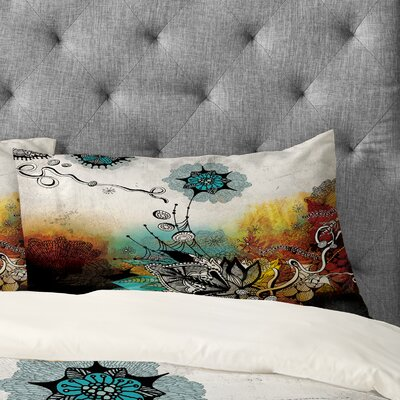 Iveta Abolina Frozen Dreams Pillowcase Size: King