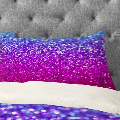 New Galaxy Pillow Case Size: Standard