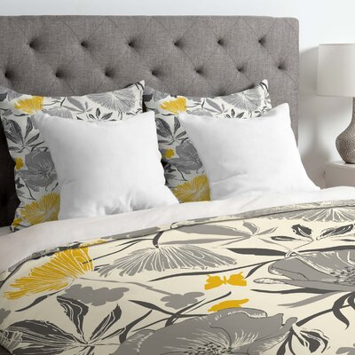 Lightweight Bryant Park Duvet Cover Size: Twin