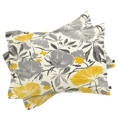 Khristian A Howell Bryant Park 3 Pillowcase Size: Standard