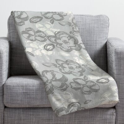 Russian Ballet Soho Throw Blanket Size: Medium