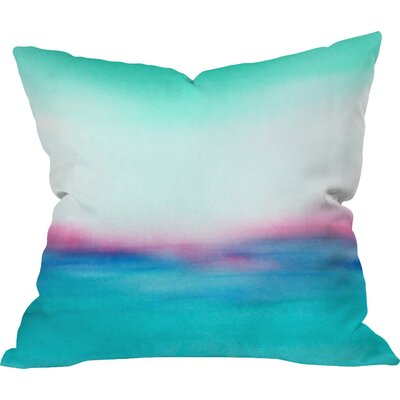 In Your Dreams Outdoor Throw Pillow Size: 18 H x 18 W x 5 D