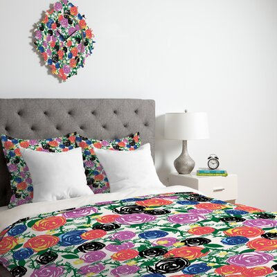 Khristian A Howell Valencia 5 Duvet Cover Collection