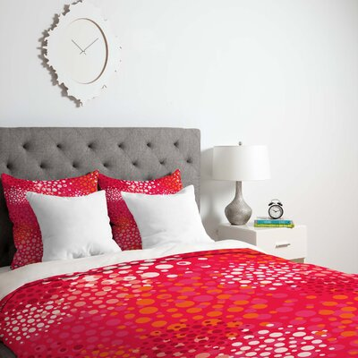 Khristian A Howell Lightweight Brady Dots Duvet Cover Collection