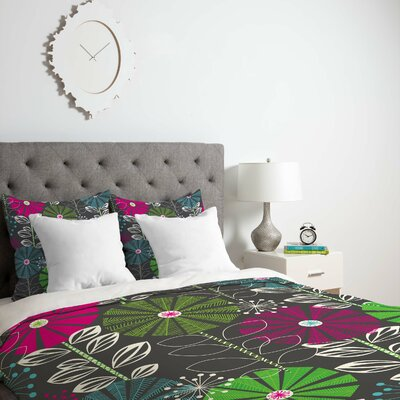Lightweight Cape Town Blooms Duvet Cover Collection