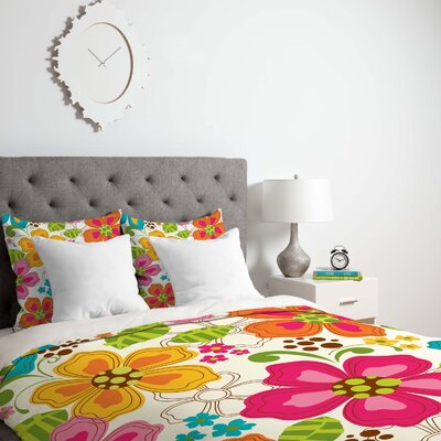 Khristian A Howell Lightweight Kaui Blooms Duvet Cover Collection