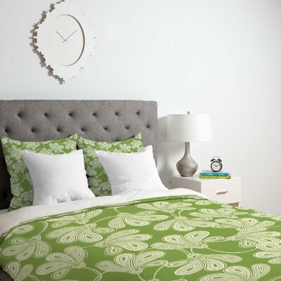 Khristian A Howell Lightweight Provencal Thyme Duvet Cover Collection