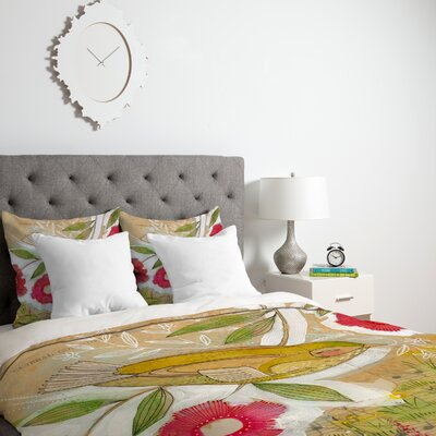 Cori Dantini Sweet Meadow Bird Duvet Cover Collection