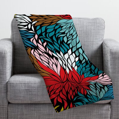 Nolita Cover Throw Blanket Size: Small