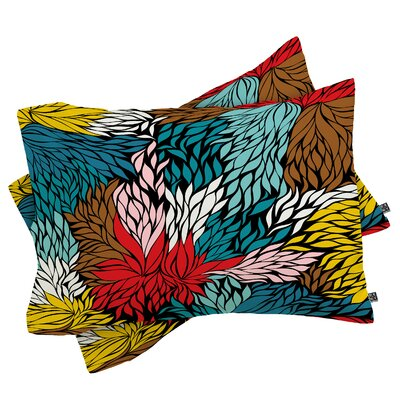 Nolita Cover Pillowcase Size: King