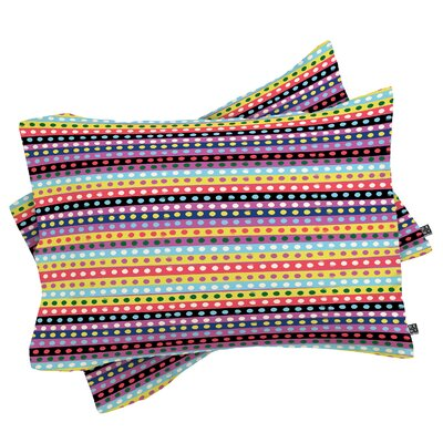 Valencia 4 Pillowcase Size: Standard