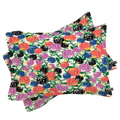 Valencia 5 Pillowcase Size: Standard