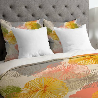 Simpson Lightweight Duvet Cover Size: Twin