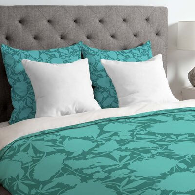 Lightweight Bryant Park Duvet Cover Size: King