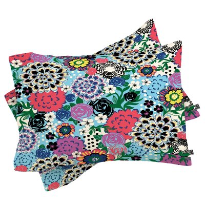 Valencia 1 Pillowcase Size: Standard