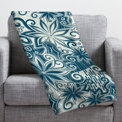 Moroccan Mirage 1 Throw Blanket Size: Medium