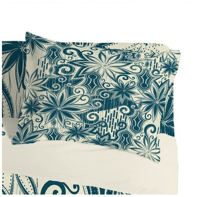 Moroccan Mirage 1 Pillowcase Size: King