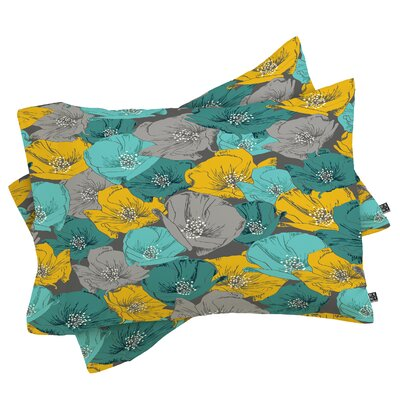 Bryant Park 4 Pillowcase Size: Standard