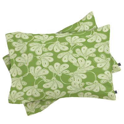 Khristian A Howell Provencal Thyme Pillowcase Size: Standard