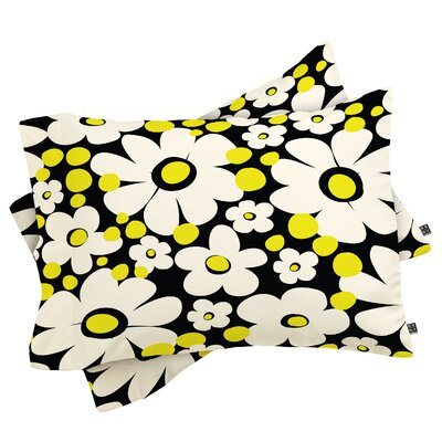 Cape Cod 4 Pillowcase Size: King