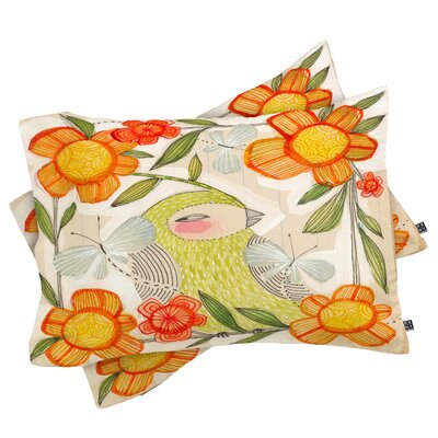 Fine Companions Pillowcase Size: King
