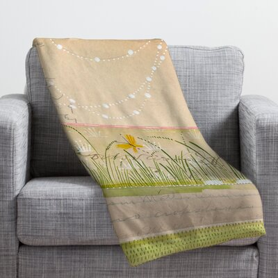 Horizontal Throw Blanket Size: 80 H x 60 W