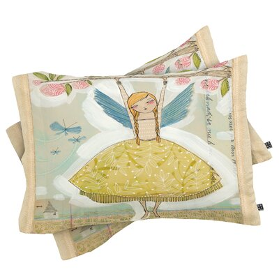 Cori Dantini Make A Little Memory Pillowcase Size: King