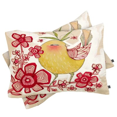 Sweetie Pie Pillowcase Size: Standard