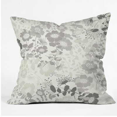 Provencal 1 Throw Pillow Size: 18 x 18