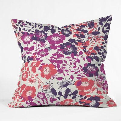 Provencal 2 Throw Pillow Size: 16 H x 16 W