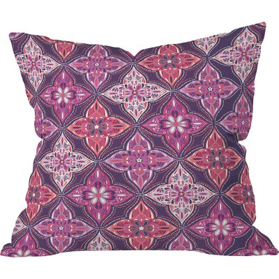 Khristian A Howell Provencal 5 Throw Pillow Size: 18 x 18