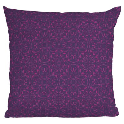 Provencal 1 Throw Pillow Size: 18 H x 18 W