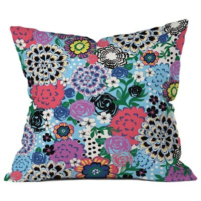 Valencia 1 Throw Pillow Size: 18 x 18