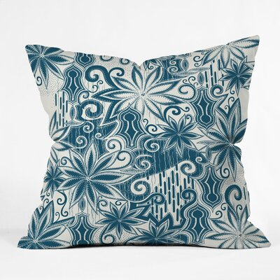 Moroccan Mirage 1 Throw Pillow Size: 20 x 20