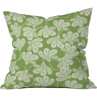 Khristian A Howell Provencal Thyme Throw Pillow Size: 20