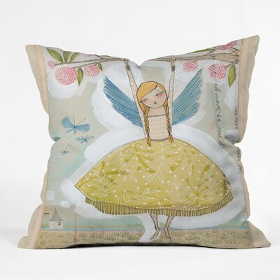 Make A Little Memory Throw Pillow Size: 16 x 16