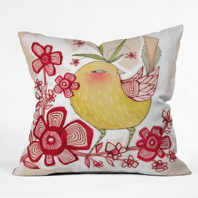 Sweetie Pie Throw Pillow Size: 16 H x 16 W