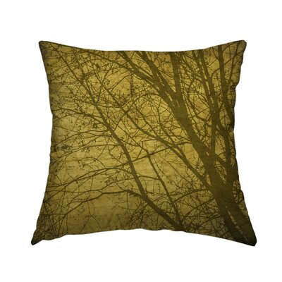 Rustic Retreat 3 Throw Pillow Size: 14 H x 14 W x 1.5 D