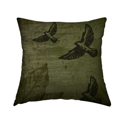 Rustic Retreat 4 Throw Pillow Size: 14 H x 14 W x 1.5 D
