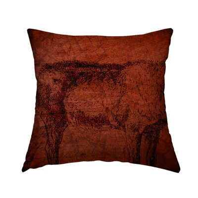 Rustic Retreat 5 Throw Pillow Size: 16 H x 16 W x 1.5 D