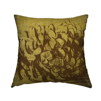 "Rustic Retreat 11 Throw Pillow Size: 14"" H x 14"" W x 1.5"" D ESRB8072 36973482"