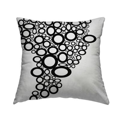 Pop Throw Pillow Size: 14 H x 14 W x 1.5 D