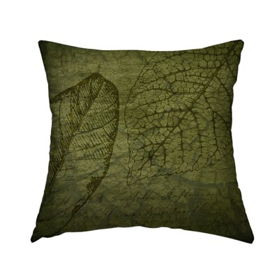 Rustic Retreat 10 Throw Pillow Size: 18 H x 18 W x 1.5 D